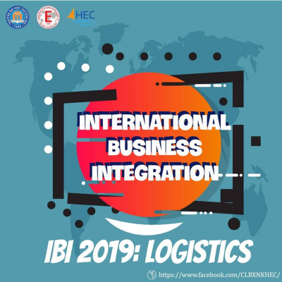 INTERNATIONAL BUSINESS INTEGRATION -  IBI 2019 : LOGISTICS